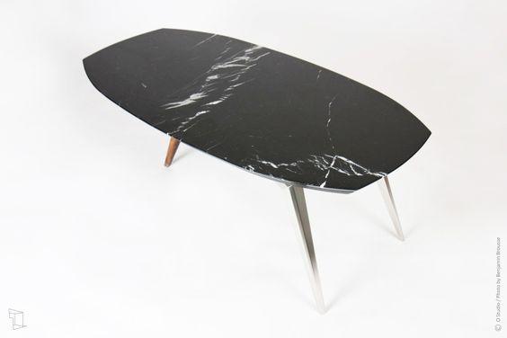Dolmen Furniture Collection by O Studio » Retail Design Blog