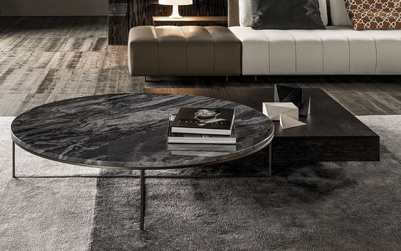 Coffee And Side Tables 60 Ideas For Your Living Room Bronze Coffee Table Minotti Furniture Coffee Table Vintage