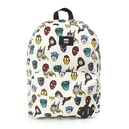 Vans Old Skool II x Marvel Backpack College Kids Backpack