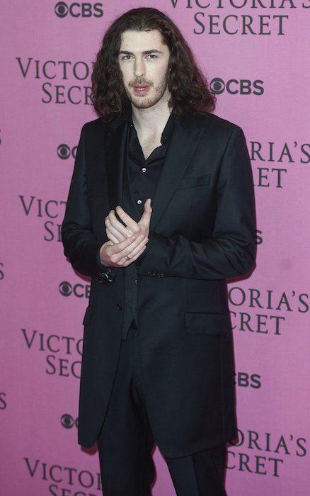 Hozier during 2014 Victoria's Secret Fashion Show....