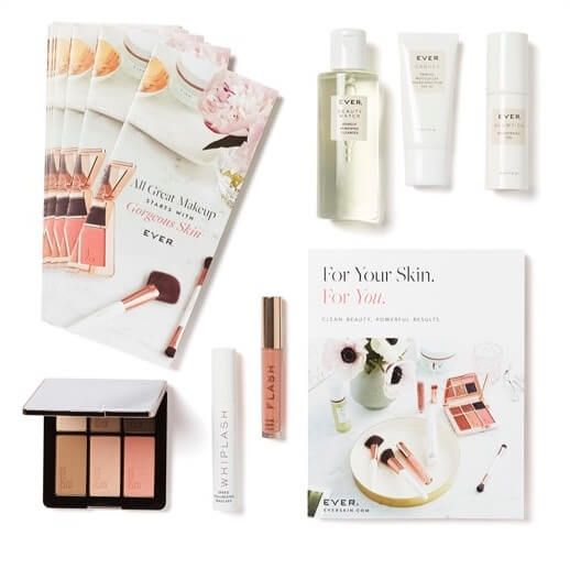 Want To Know How To Get All Of This For 99 Everskin Specialist Cleanical Bossbabe Sidehu Priming Moisturizer Makeup Removing Cleanser Botanics Skin Care