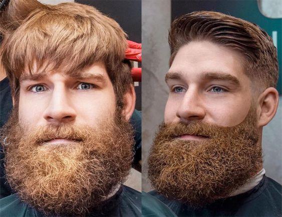 beard trimming tips 2021