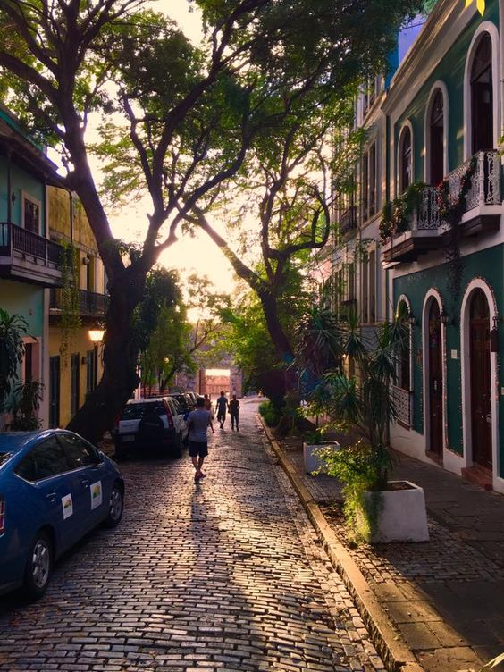 Caleta De San Juan San Juan Puerto Rico Puerto Rico Historic