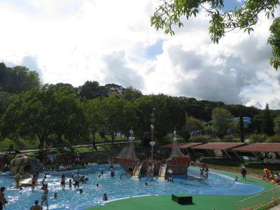 Balneario de Aguas Termales Ixtapan de la Sal.