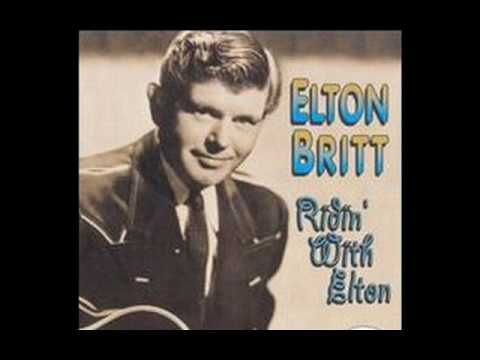 ELTON BRITT - CHIME BELLS 1959 VERSION ))STEREO((