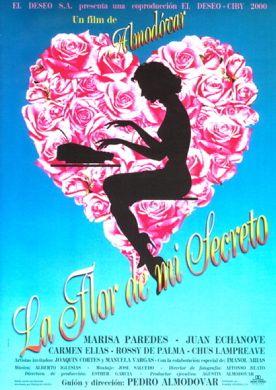 Juan Gatti - AD - ALMODOVAR - La Flor de mi Secreto: