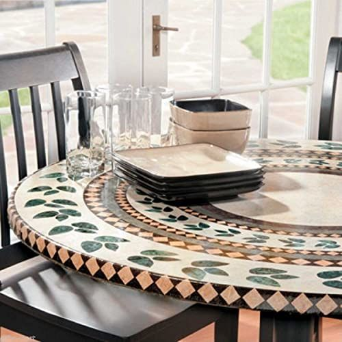 Faxadella Mosaic Table Cover