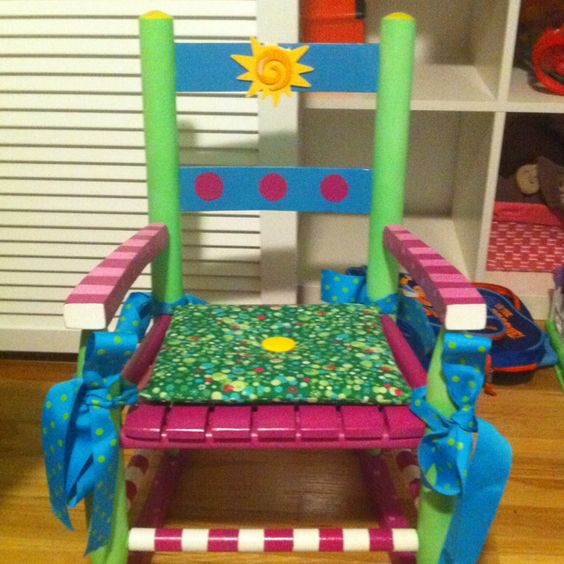 ... pretties and more rocking chairs we girls little girls we have chairs