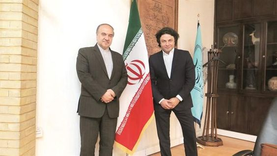 Iranian Vice President Masoud Soltanifar has said Iran sees Turkey as a partner, not a competitor, while speaking on a number of issues including bilateral relations and tourism between the two counties in a recent interview with daily Hürriyet.
