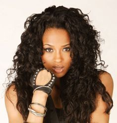 Outstanding Beach Waves African Americans And Africans On Pinterest Hairstyle Inspiration Daily Dogsangcom