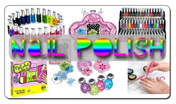 Nail Polish Sets For Young Girls