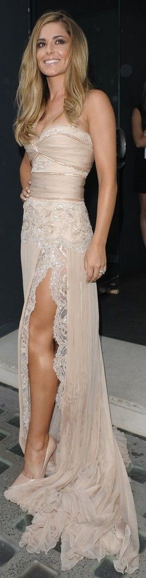 Cheyl Cole In Zuhair Murad Couture
