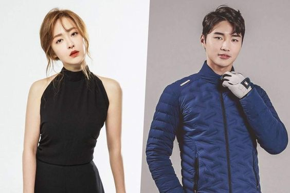 Yoo So Young And Professional Golfer Go Yoon Sung Confirm Breakup