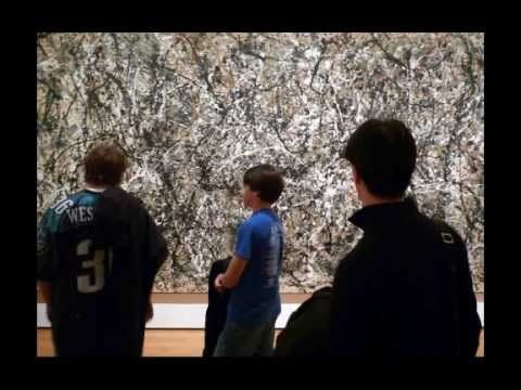 Sweet art history website, videos made to explain and discuss paintings and sculptures