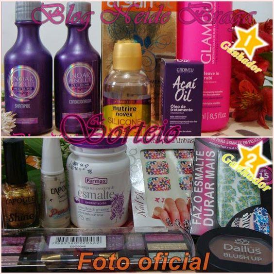 Blog Neide Braga: Sorteio