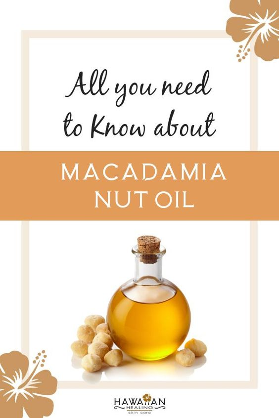 Why you need to add Macadamia nut oil to your beauty routine. Find the best natural organic beauty products with Macadamia Nut Oil that will slow signs of aging.. Hawaiian Healing Best Ingredients #antiage #beautyproducts #naturalbeauty #organicbeauty