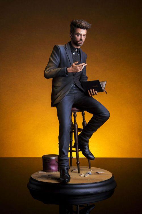 Preacher Preacher Statue Custer
