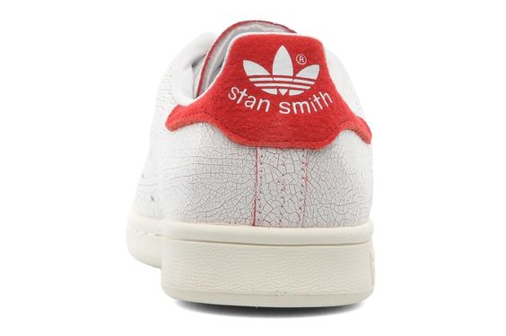 Adidas Originals Stan Smith W (Blanc) - Baskets chez Sarenza (210401)