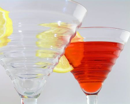 Wedding Cake Martini Recipe