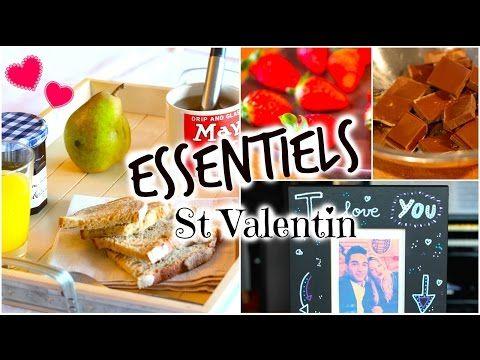 [ À Savoir n°28 ] : Essentiels de la St Valentin ( Célibataire & En couple ) ♡ - YouTube
