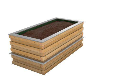 Hochbeet Anlegen Gegen Schnecken Schutzen Hochbeet Hochbeet Holz Und Schneckenschutz