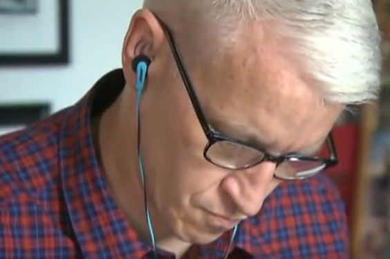 This Is What Schizophrenia Can Actually Sound Like. Anderson Cooper tries getting through one day using a schizophrenia simulator and can't do it. There is a second video that is an example of auditory hallucinations people with schizophrenia might hear. WARNING: many people found this video to be disturbing, distressing and unnerving. Many were unable to finish it. If this video could negatively affect you and you want to listen to it, DO NOT USE HEADPHONES. It seems to make it more…
