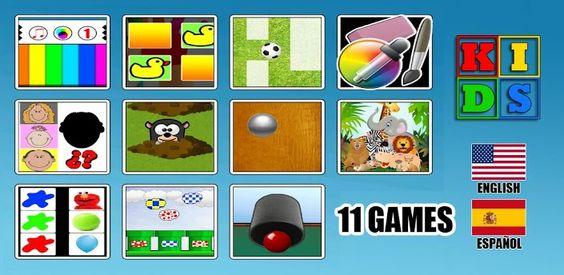 #Juegos Educativos Niños #Gratis #Android