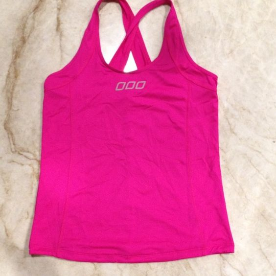Lorna Jane Tops - Lorna Jane Hot Pink Tank Size XS