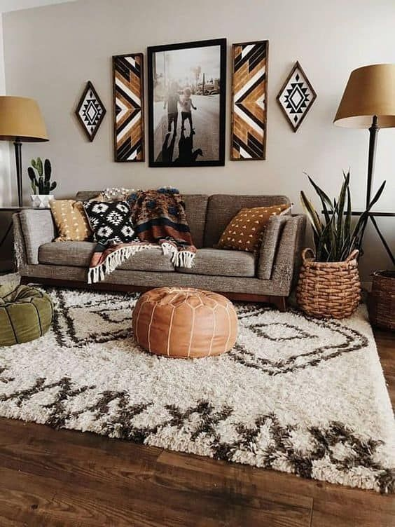 27 Mid Century Modern Ideas For Your Living Room In 2020 With