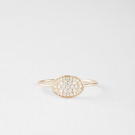 Steven Alan Mini Sequin Diamond Ring