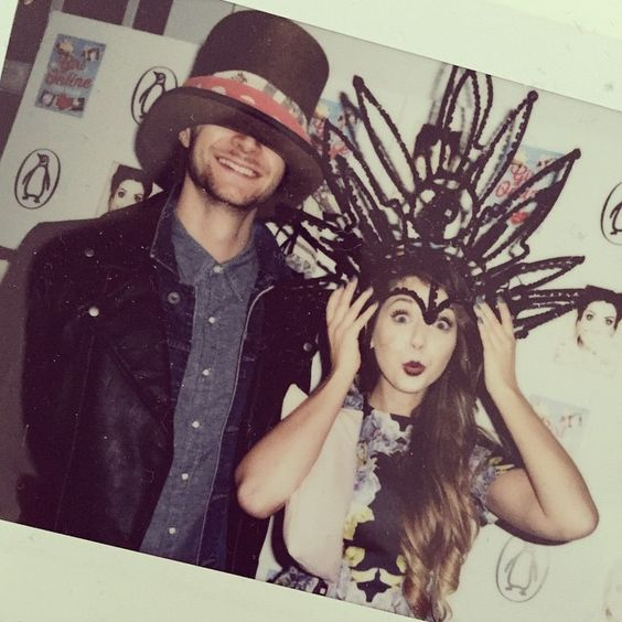 Zoe and Jim <3