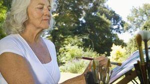Art grant for older women