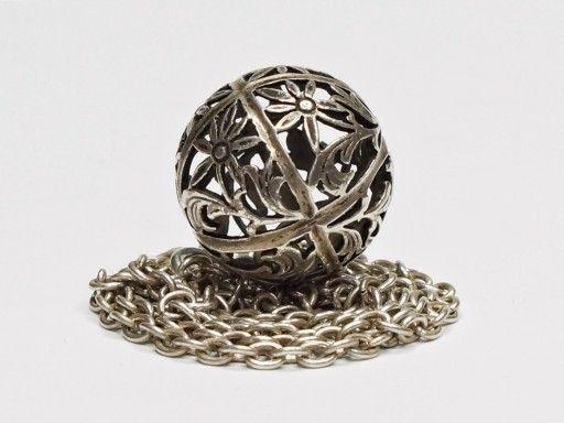 Naszyjnik Warmet Warszawa Szarotki Kulka 7258953213 Oficjalne Archiwum Allegro Polish Jewelry Vintage Polish Jewelry