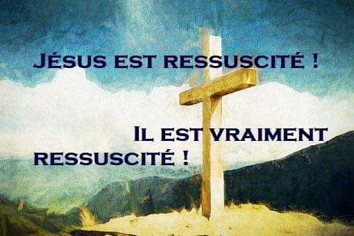 Jesus Christ Est Ressuscite