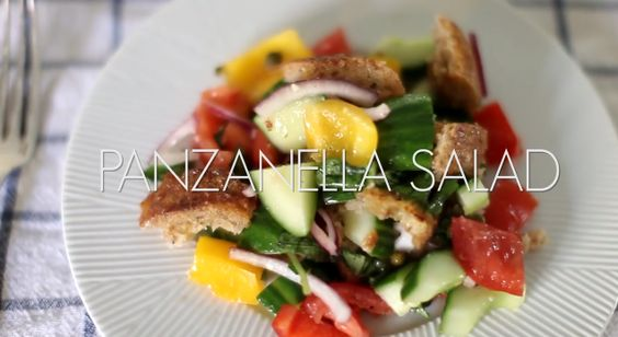 salad....that simple