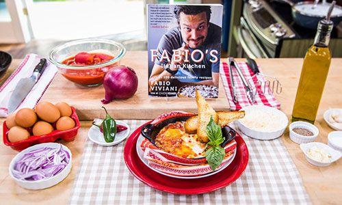 .@HomeandFamilyTV - Recipes - Fabio's Tomato Sauce with Oil and Garlic