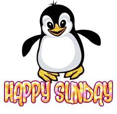 Happy Penguin Sunday