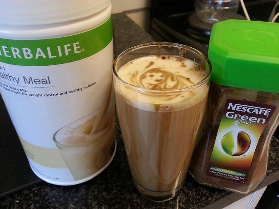 how to make coffee shake