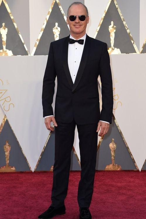 Michael Keaton à la cérémonie des Oscars 2016