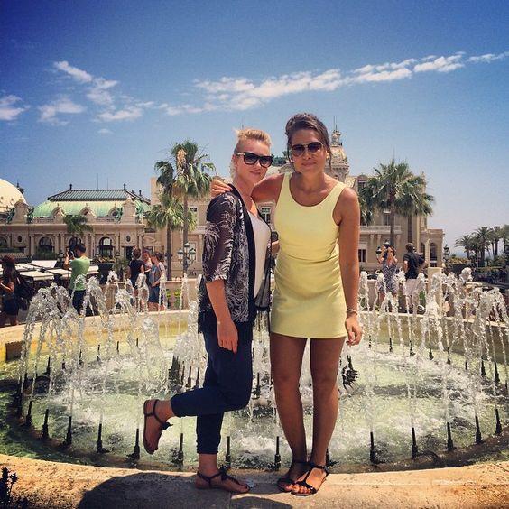 #Casino Juste merci  #Sunday #Friends #Monaco #MonteCarlo #Happiness #Love #Thanks #Yellow #OhBordel #LoveYou #HoteldeParis #Féfé #Ferrari #OhYeahBaby  @juliettebarroud by cam13_05 from #Montecarlo #Monaco
