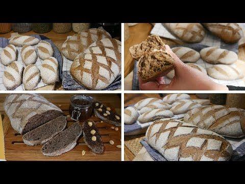 الخبز بالخميرة البلدية بالخروب منسم كيجي كيحمق ضروري تجربيه مربي التمر لدهن الخبز Youtube Bread Food
