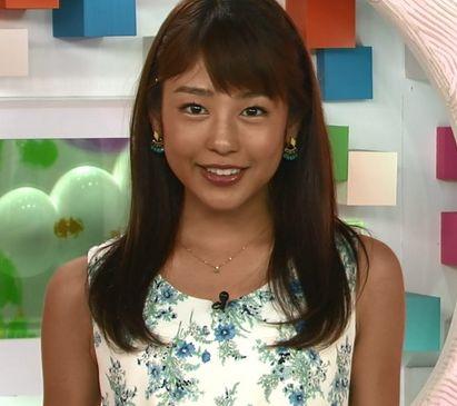 日に焼けた岡副麻希の美人でかわいい画像