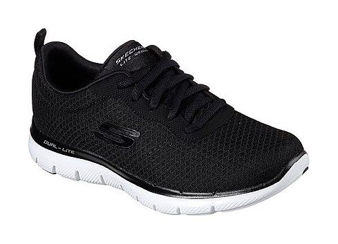 12615 Nvpk Navy Skechers Shoe Memory Foam Women Sport