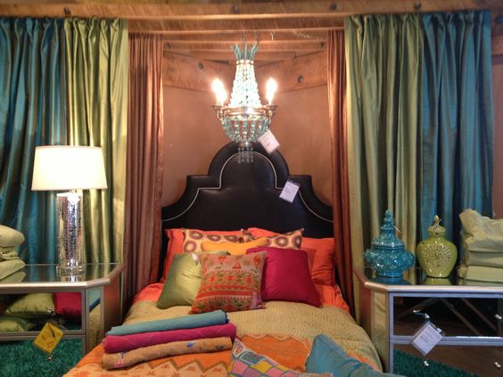This is the inspiration for my bed- Taken at Relics before they closed.