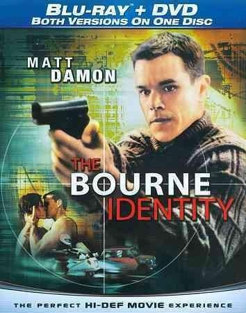 Universal The Bourne Identity
