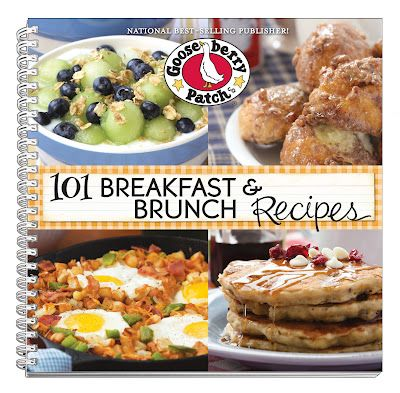 Susie QT pies Scraps of Life: 101 Breakfast and Brunch Recipes with Gooseberry Patch Giveaway