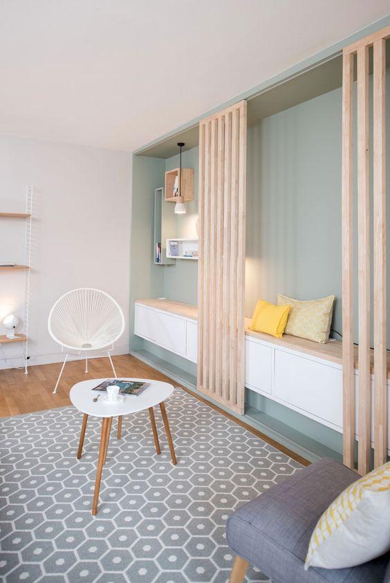 Agence d 39 architecture int rieure marion lano bas e for Appartement deco lyon