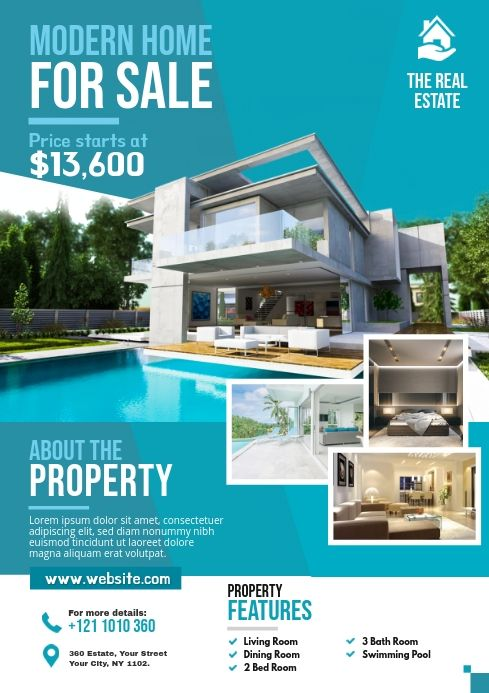 Real Estate Flyer Template Real Estate Flyers Real Estate Flyer Template Real Estate Brochures