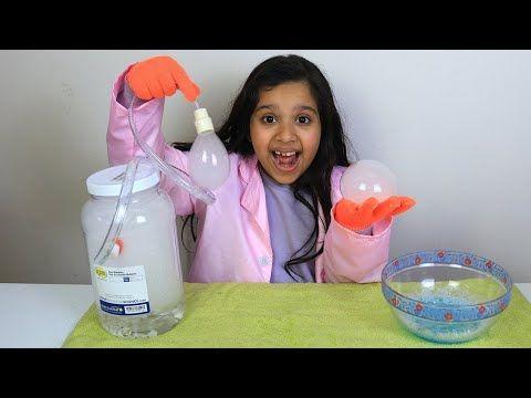 تجارب علمية سهلة لأطفال مع شفا Shfa Learns Easy Diy Science Experiment For Kids Youtube Diy Science Experiments Diy Science Science