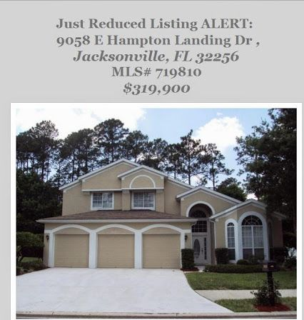Brought to you by Li Hong of INI Realty Investments, Inc., the first 100% Commission Real Estate Office in Jacksonville, FL. www.100RealEstateJax.com